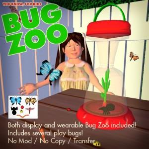 Bug Zoo!