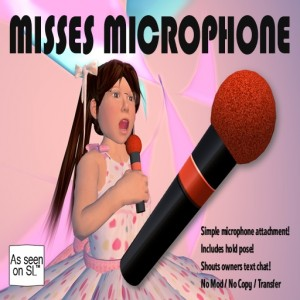 Misses Microphone