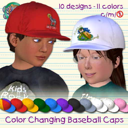 Robin's Ball Caps