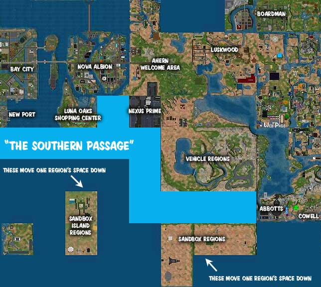Southern Passage 4th Draft