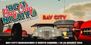 Hot Bay City Nights 2012 Poster