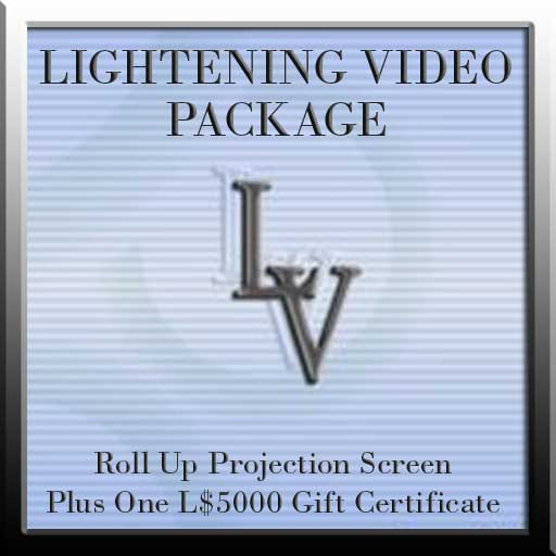 Lightening Video Pack