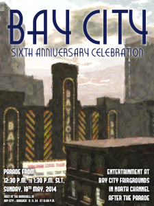 Bay City 6th Anniversary Celebration